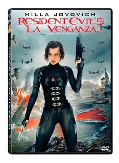 Resident Evil 5 Pelicula Dvd Nueva Original Sellada Garantia