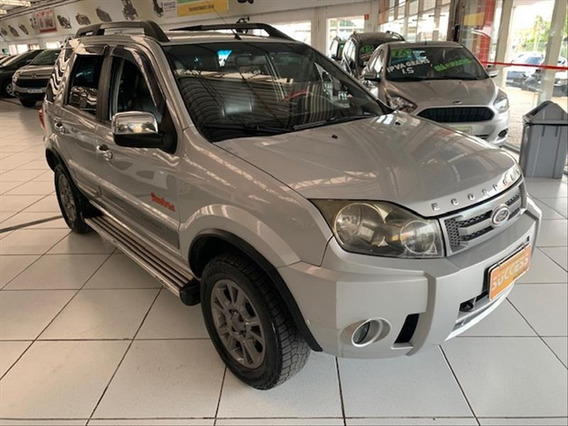Ford Ecosport 1.6 Freestyle 8v Flex - Manual - 2012