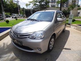 Toyota Etios Sedán 1.5 Xs Sedan 16v Flex 4p Automático