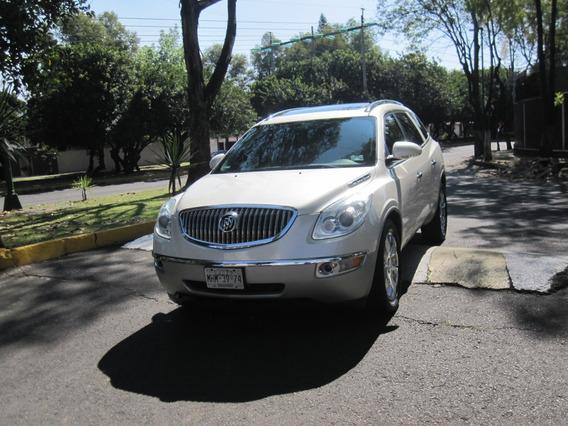 Buick Enclave 2011 Factura De Agencia Impecable