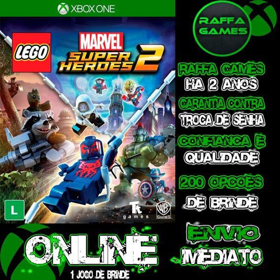 Lego Marvel Super Heroes 2 Xbox One Online + Brinde