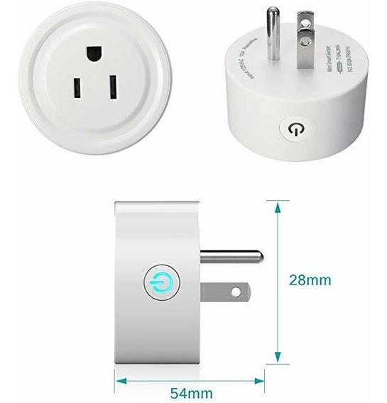 Enchufe Inteligente A Control Remoto Con Wi-fi