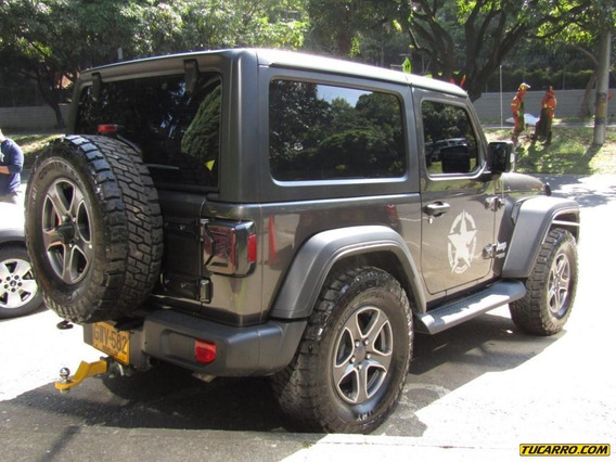 Jeep Wrangler Sport 3600 Cc At