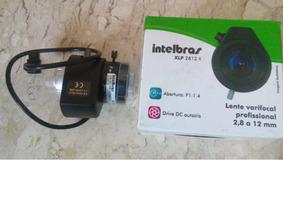 Lente Varifocal Intelbrás - Xlp 2812 - 2,8 A 12mm (na Caixa)