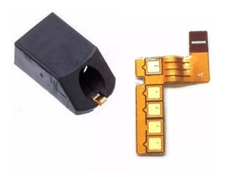 Conector Fone De Ouvido Moto G4 Plus Original