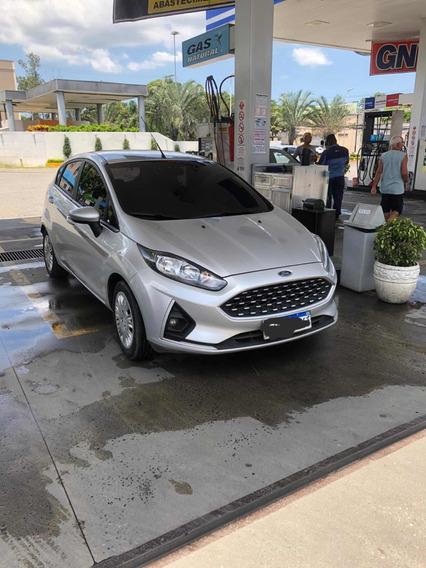 Ford Fiesta 1.6 16v Se Flex 5p 2018