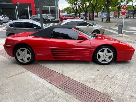 Ferrari 348 Spider 33.000 Millas Único Dueño Patentada 1997