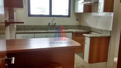Apartamento Com 3 Dormitórios À Venda E Locação, 90 M² - Edifício Espanha - Jardim Paulista - Americana/sp - Ap0764