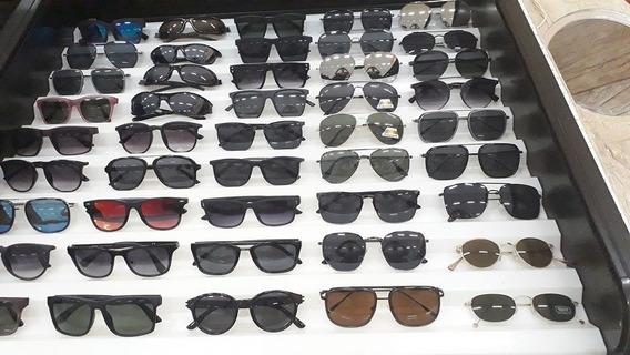 Kit C/ 20 Óculos De Sol Feminino/ Masculino Atacado Barato