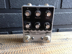 Pedal Earthquaker Devices Disaster Transport Delay