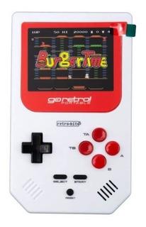 Mini Consola Portatil Videojuego Retro-bit 260 Juegos
