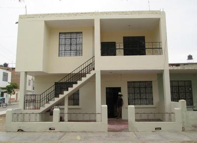 Alquilo Departamento 2do Piso En La Ciudad De Talara