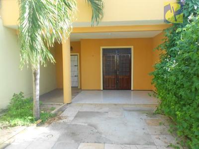 Casa Residencial Para Locação, Jardim Das Oliveiras, Fortaleza. - Ca1381