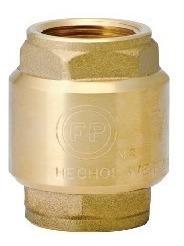 Valvula Check 1 1/2 Pulgada Bronce Fp Pesada 300 Psi 1.5 P