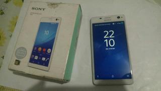 Smartphone Sony Xperia C4 E5343 Retira Peças.