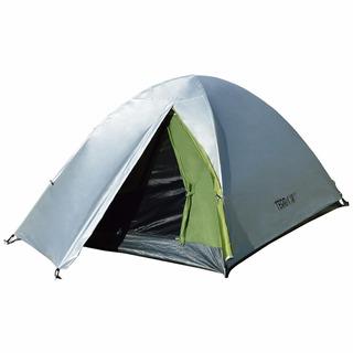 Carpa Waterdog Terra Camping Para 2 Personas Termosellada Protion Uv Apta Lluvias Campamento