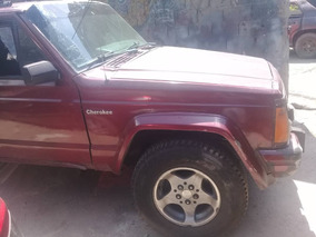 Jeep Cherokee Chocada