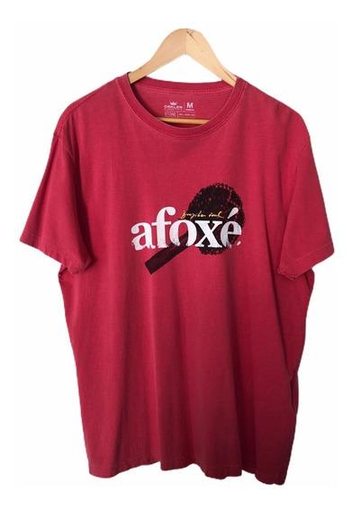 Tshirt Osklen Stone Afoxe