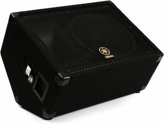 Bafle/monitor Escenario Yamaha Br12m 300wtts X Unidad