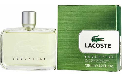 Perfume Lacoste Essential 125ml Envío Gratis