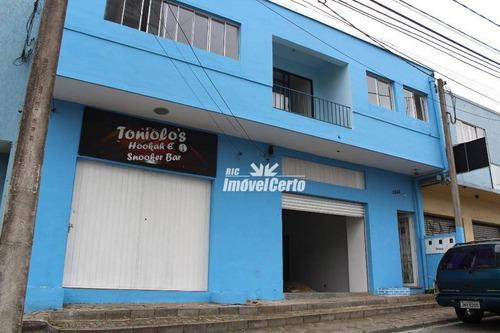 Imagem 1 de 24 de Prédio Comercial, 270 M² - Venda Por R$ 848.000 Ou Aluguel Por R$ 5.500/mês - Portão - Curitiba/pr - Pr0001