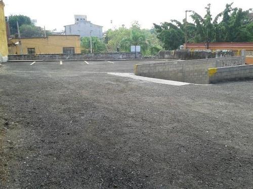 Terreno Comercial En Colonia Cuernavaca Centro / Cuernavaca - Est-717-tco