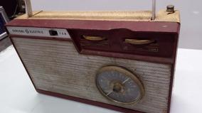 Rádio Antigo, General Electric, Funcionando Bem.