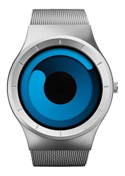 Relógio Digital Rotativo Design Luxo - Sinobi