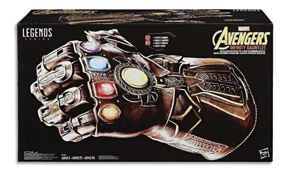 Guantelete Del Infinito Thanos Marvel Legends Electronico.
