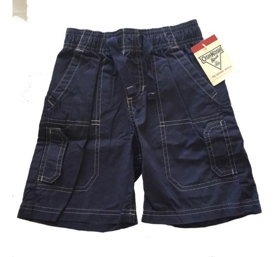 Short Para Niño Talla 3 Años Oshkosh