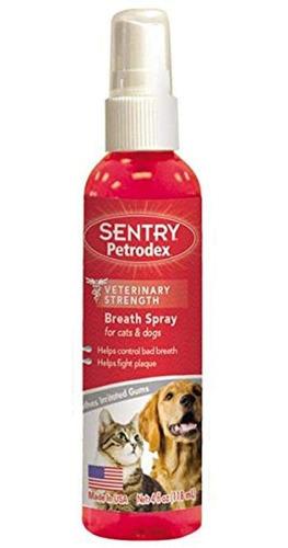 Dog & Cat Breath Spray