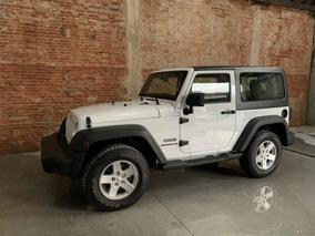Jeep Wrangler 3.6 Sport 4x4 V6 12v Gasolina 2p Automático