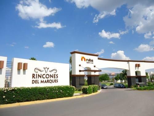 Renta Casa En Privada Rincones Del Marques 2 Recamaras