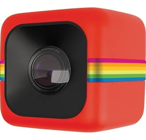 Action Camera Polaroid Cube Full Hd 1080p 6mp