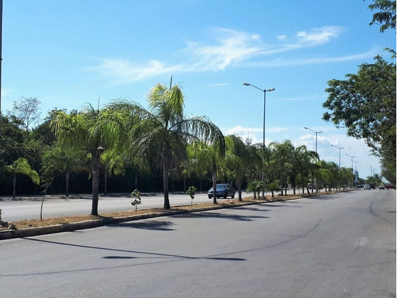 Lote Comercial Av Universidades Arrecifes Playa Del Carmen