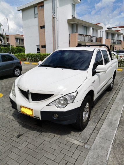Ssangyong Actyon Sports Actyon Sports A200s