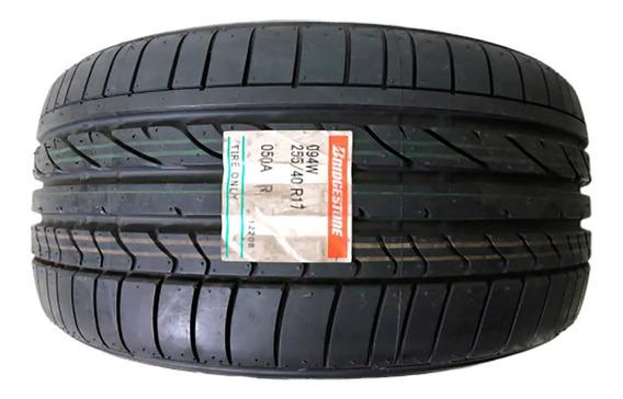 Pneu 255/40r17 Bridgestone Potenza Re050a 94w Run Flat Bmw