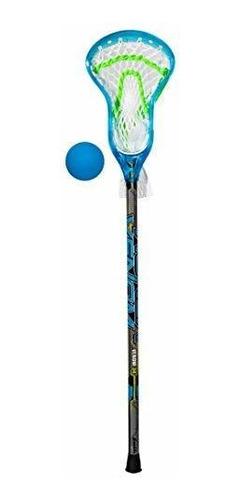 Franklin Sports Mini Pro Style Veneno Lacrosse Stick Y Ball
