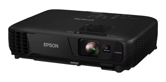 Ultra Projetor Datashow Data Show Epson Screen Powerlite 3lc