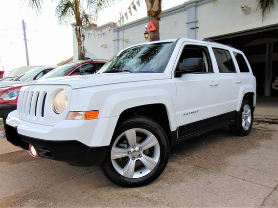 Jeep Patriot Limited Atx 2014