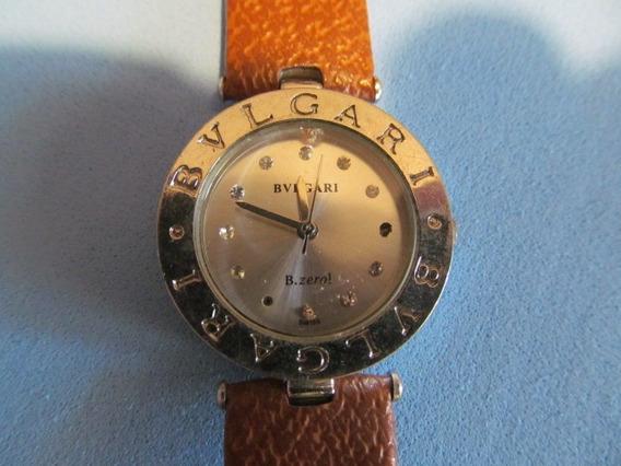 Relógio Bvulgari B.zerol Caixa 28 Mm No Estado Arte Som