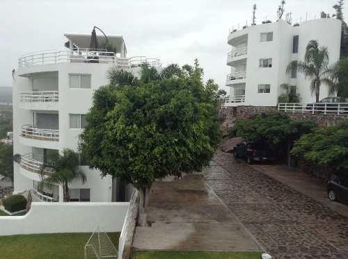 (crm-1621-2269) Kl/ Departamento Amueblado. 2 Recamaras. Juriquilla.