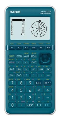 Imagen 1 de 2 de Calculadora Graficadora Casio Fx-7400giii Nueva Edición