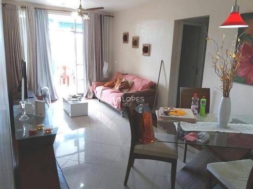 Apartamento Com 2 Dormitórios À Venda, 87 M² Por R$ 280.000,00 - Fonseca - Niterói/rj - Ap37120