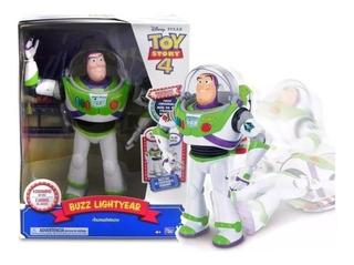 Toy Story, Buzz Original Interactivo Con Función De Caida!