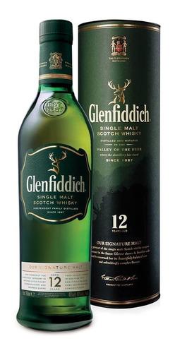 Whisky Glenfiddich 12y