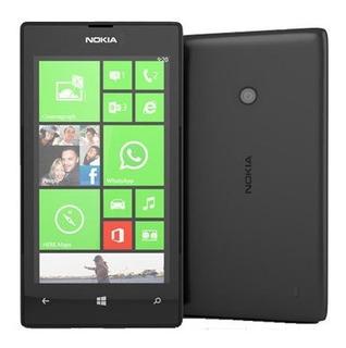 Celular Nokia Smartphone Dual Core 3g 5mp 8gb 520