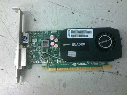 Tarjeta De Video Quadro K600 1gb 128bits