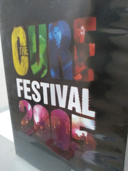 Dvd The Cure Festival 2005