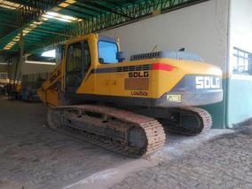 Escavadeira Hidráulica Sdlg Lg 625 E